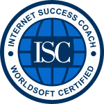 Internet Success Coach Logo